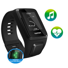 TomTom Spark 3 - Cardio - Music - Large - Blk MultiSport GPS Fitness Watch (U)