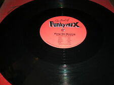 Funkymix # 1 best of 5 VINYL SET Young MC Public Enemy Rob Base Tone Loc more