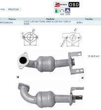 Pot catalytique Mitsubishi Colt 1.5i 16V Turbo 1468cc 110Kw/150cv 4G15 4/05>, Ma