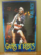 GUNS N' Roses rock n roll 1991 original Poster 1633