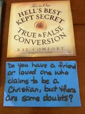 Hell's Best Kept Secret CD  Ray Comfort CHRISTian Awesome 10 Commandments ANEW!