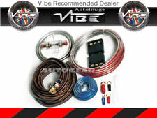 Vibe 8 Jauge 1500 W Amplificateur Amp Active Bass Wiring Kit