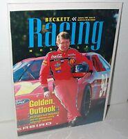 NASCAR Beckett January 1995 Issue #5 Bill Elliott McDonald's Racing