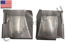 1967-76 DART DUSTER VALIANT SCAMP  FRONT FLOOR PANS   NEW PAIR!!!