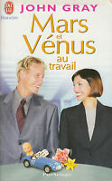 Livre Poche Mars et Vénus john Gray book