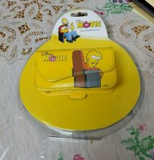The Simpson's Movie CellPhone Pouch 2007 New