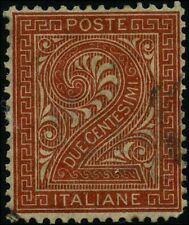 Italy 1863 stamps definitive USED Sas T15 CV < $5.00 180420013