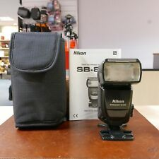 Used Nikon Speedlight SB-800 Flash - 1 YEAR GTEE