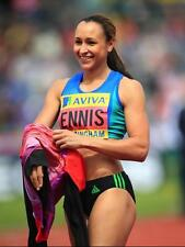 Jessica Ennis-Hill A4 Photo 260