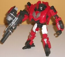 Transformers Fall of Cybertron SIDESWIPE Complete Deluxe Generations Foc