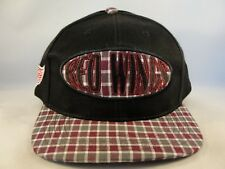 Kids Youth Size Detroit Red Wings NHL Vintage SAMPLE Snapback Cap Hat