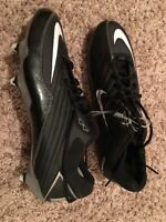 Nike Speed D Low Mens Football Cleats Size 13 NEW NFL Shoes Boots Black