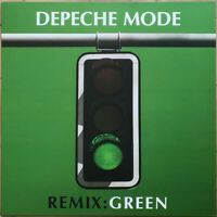 LP 33  Depeche Mode ‎Remix GREEN DMRG001 EU 2019 MINT