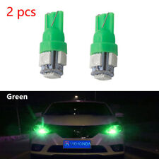 2pcs Green 10 921 158 168 Interior License Plate Dome Light Bulbs 5 LED lamps