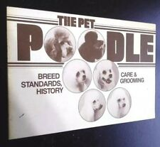 Vintage Poodle Advertisment Oster Grooming Products and Clippers 1981