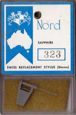 Record Player Needle Stylus Nord 323S SONOTONE Replacement Stylus