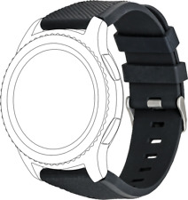Topp - Armband Samsung S3/Galaxy, Silicone, black, seam,wasserresistent BRANDNEU