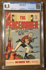 Peacemaker 1 CGC 8.5 Charlton 3/67 Suicide Squad John Cena DC
