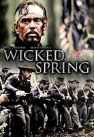 """Wicked Spring"" Civil War combat drama DVD, Brand NEW 2018 release, rare"