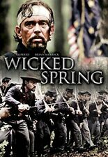 """Wicked Spring"" Civil War combat drama DVD, Brand NEW 2018 release, rare"
