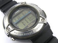 Casio DW-295 Vintage LCD Alarm Illuminator Watch - 100m