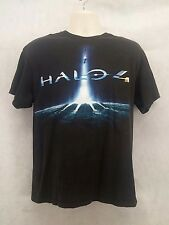 """Mens Halo 4 T-Shirt """"Wake up John"""" XBOX Size Large"""
