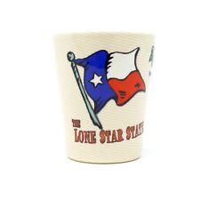 Texas Lone Star State Flag Souvenir Cuppa Mug 1½ Oz. Shot Glass