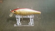 """1 Adjustable 3 Part 2"""" Display Stand For South Bend Creek Chub Fishing lures"""