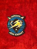Star Wars Official Jedi Knight Patch