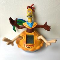 Vintage Retro Chicken Run Rocky hand held LCD game Tiger electronics 2000