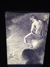 "Henry Fuseli ""fall Of Satan 1802"" German Romantic Art 35mm Glass Slide"