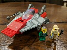 Lego Star Wars A-wing Fighter (7134) 100% complete w/minifigs. Ships in 24 hrs