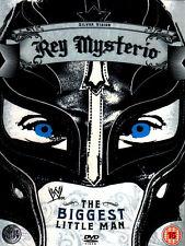 WWE REY MYSTERIO The Biggest Little Man 3x DVD DEUTSCH