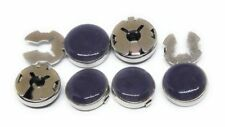 PEARLIZED GRAY BUTTON COVERS((FORMAL SETS)) MANUFACTURERS DIRECT PRICING