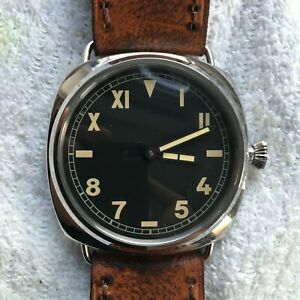 HOMAGE WATCH RADIOMIR 3646 1940 CALIFORNIA DIAL 47mm HAND WINDING MECHANICAL