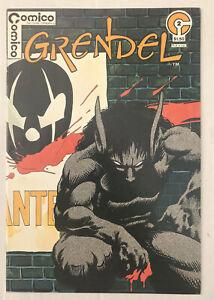 Grendel #2 - Volume 1 - Comico