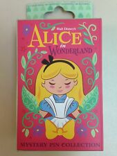 Disney Pins Two Mystery Pin Box For Alice In Wonderland Set