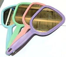 U-Shape Hand Held Mirror Salon Style Vanity Mirror Professional Makeup Tool UK