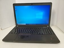 "Lenovo ThinkPad E531 15.6"" Core i5-3230M 2.6GHz 4GB RAM 320GB HDD BIOS PW h"