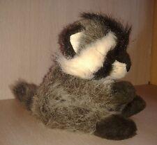 """Plush 1991 La-Z-Boy plush Raccoon 9"""""""