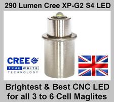 Maglite LED Actualización TTS Conversión Bombilla cree XP-G2 para 3 4 5 6 D y C Cell Torch
