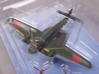 Kyusyu Toukai 東海 Land 1/100 Scale War Aircraft Japan Diecast Display vol 65