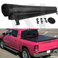 """6ft Bed Soft Roll Up Tonneau Cover For 2019-2020 Ford Ranger 6"""" Short Bed"""