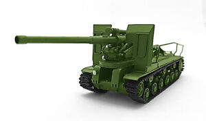 Collection Plastic-Resin Model of the USSR Tank S-59 Scale 1:72 (PREORDER)