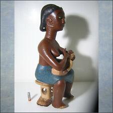 Africantic maternite ashanti Ghana old African art african statue africa