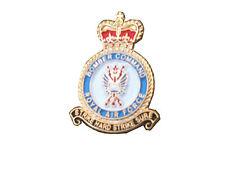 RAF Royal Air Force Bomber Command Lapel Pin Badge