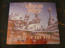 Slip Album: Uriah Heep : Live In The USA New Jersey Classic Rock Festival Sealed