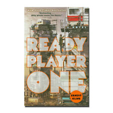 Ready Player One Science Fiction 2018 Movie Art Silk Poster 13x20 inch