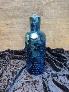 Absolut Vodka Limited Edition Blue Disco Bottle Holder Case Cover