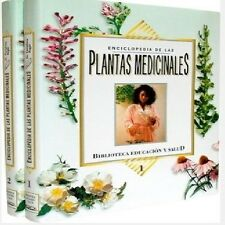 ENCICLOPEDIA DE LAS PLANTAS MEDICINALES,  Jorge D. Pamplona Roger